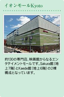 イオンモールKyoto